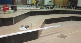 Safetyworks SPRL - Clabecq - renovation nez marche ecole