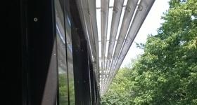 Safetyworks SPRL - Clabecq - Rénovation pare soleil